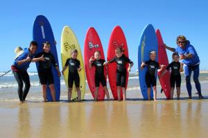 Activités autour du domaine - Surf